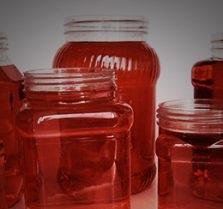 بطری پت عسل