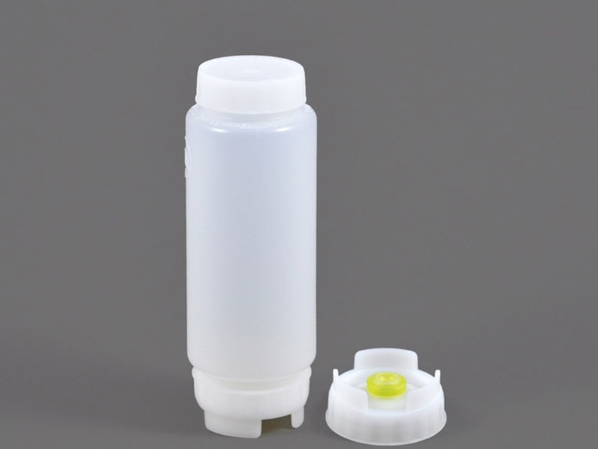 بطری پلاستیکی سس